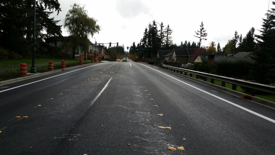 T-28a - Witte Road - Phase 1 Striping (2) - 110915