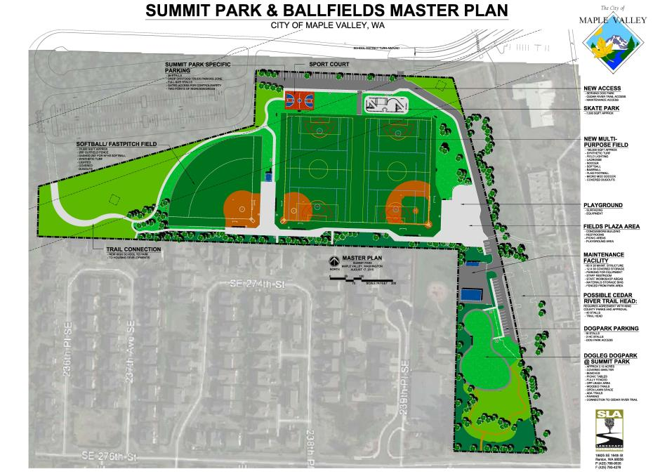 DRAFT Summit Park Master Plan 08.17.2015