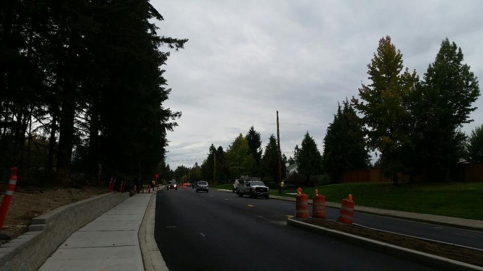T-38 - 216th Ave SE - Pole Removal (1) - 100616