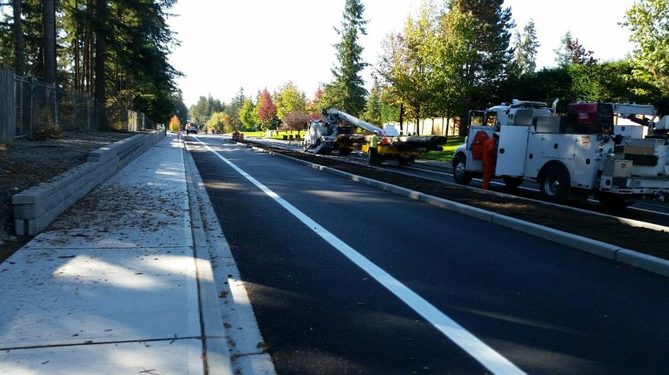T-38 - 216th Ave SE - Striping (2) - 101416