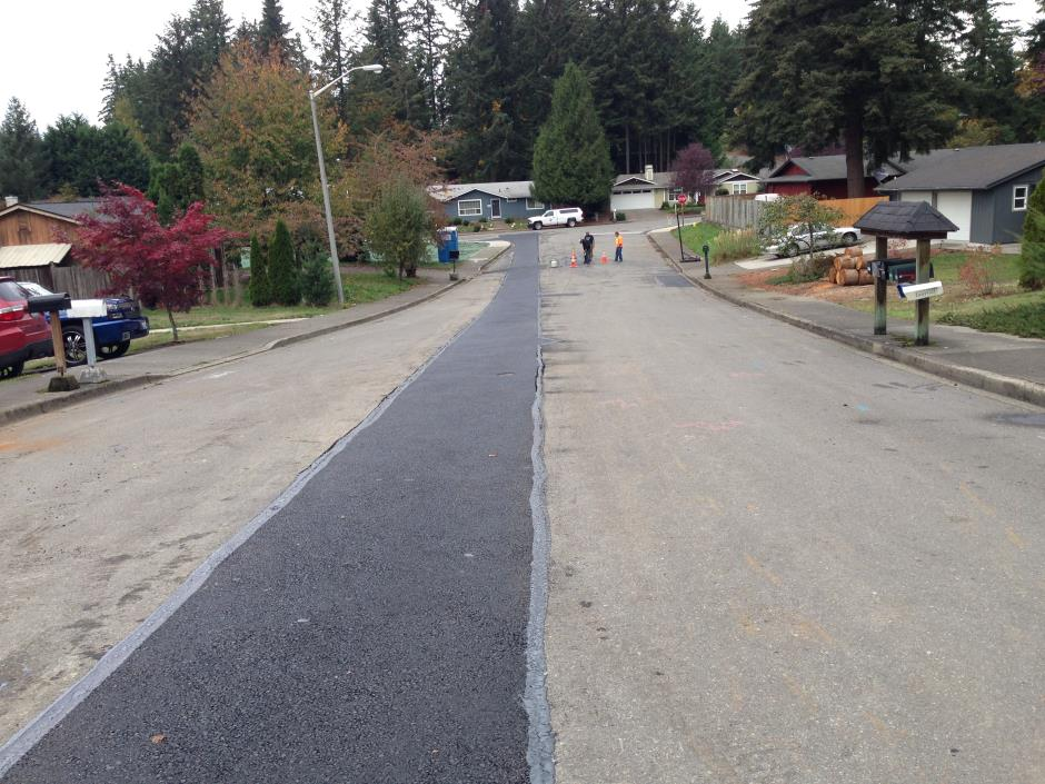 S-12 -- Fernwood - Final Street Repair