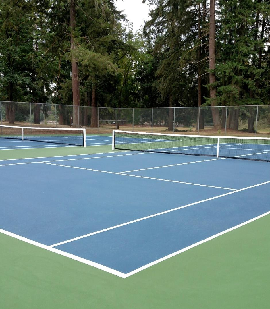 Lk Wilderness Park Tennis Courts