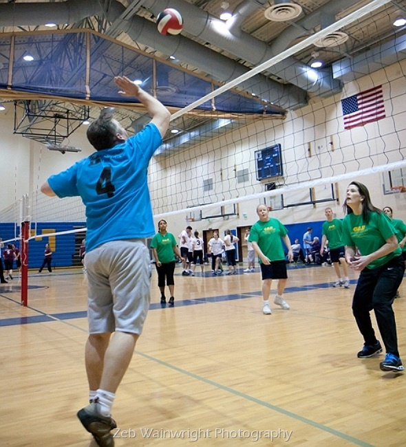Coed Volleyball 2