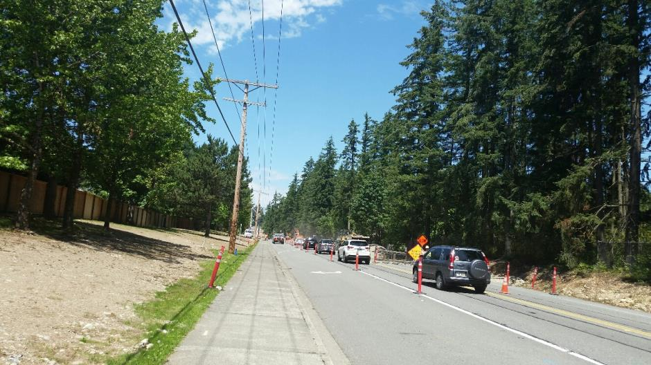 T-38 - 216th Ave SE - Traffic Control - 063016