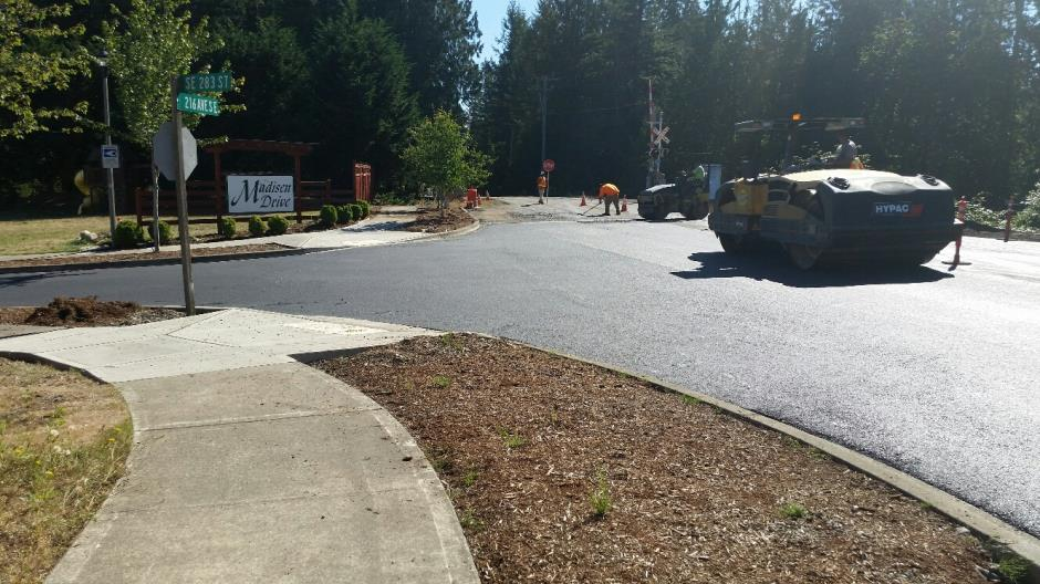 T-38 - 216th Ave SE - Pavement Overlay - 091516