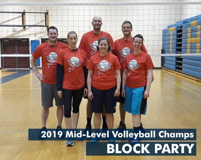 2019 ML VB Champs
