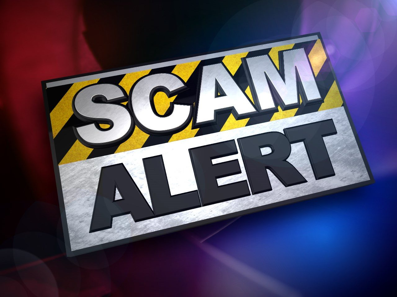WARNING: Local Residents receiving scam telephone calls