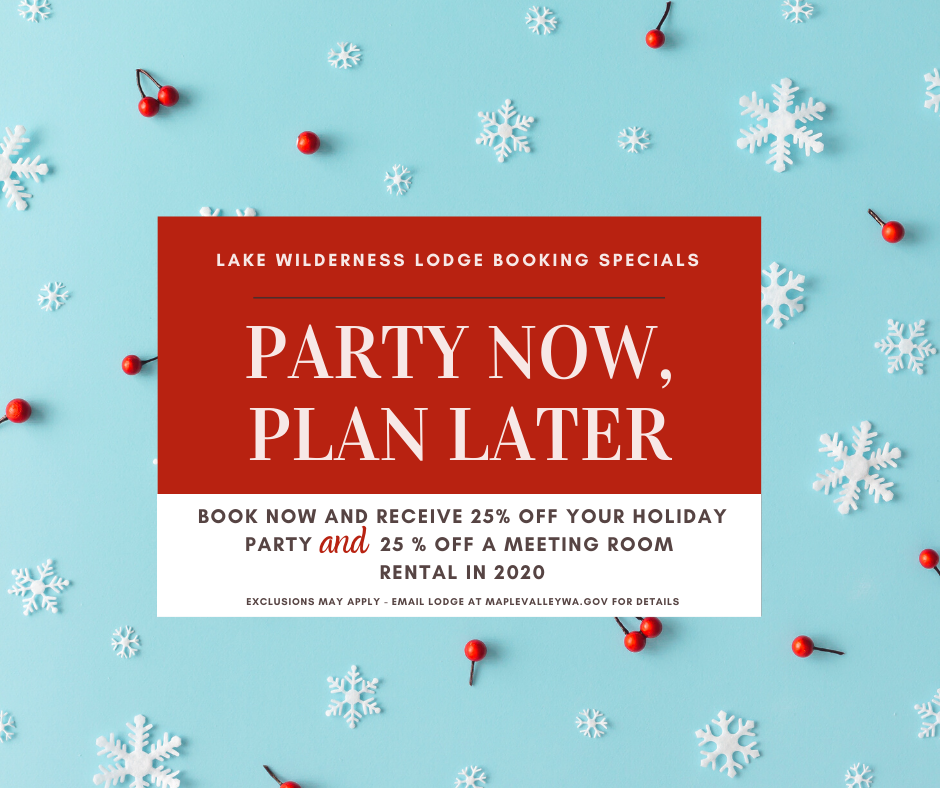 Winter MeetingHoliday Party Promo 2019