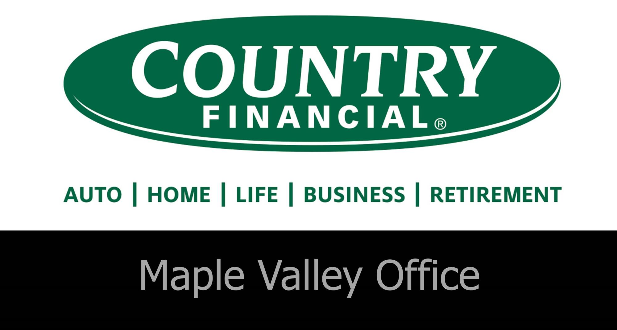 Country financial MV Office - LOGO